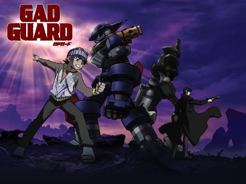 Gad Guard Season 1