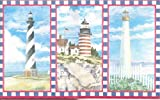 Wallpaper Border Lighthouse Seabrook Theme