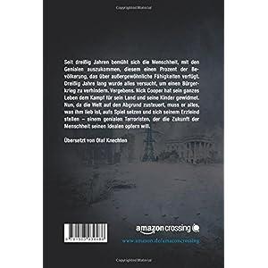 """Mit Feuer geschrieben (""""Die Abnormen""""-Serie, Band 3)"""