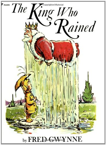 The King Who Rained front-665494