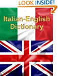 Italian-English Dictionary (Italian E...
