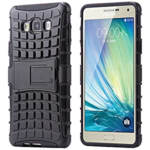 DP-Hybrid armor shockproof (TPU+PC) KICK STAND back Case Cover for SAMSUNG ON5