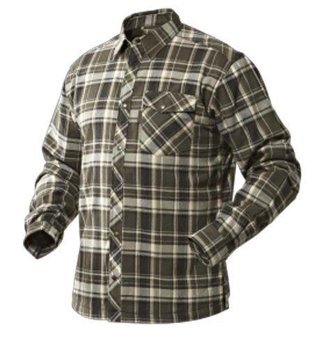seeland-vick-doublure-polaire-chemise-en-phantom-vert-l