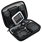 Premium Quality Hard Shell Carrying Case for Escort Passport 9500ix Radar/Laser Detector ***Includes Accessory Bag***