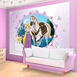 Disney Rapunzel Wallpaper Mural