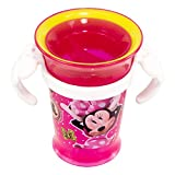 Disney Minnie Mouse Grow Up Cup, Pink, 7 Ounce