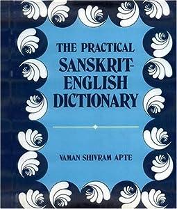 Practical Sanskrit-English Dictionary