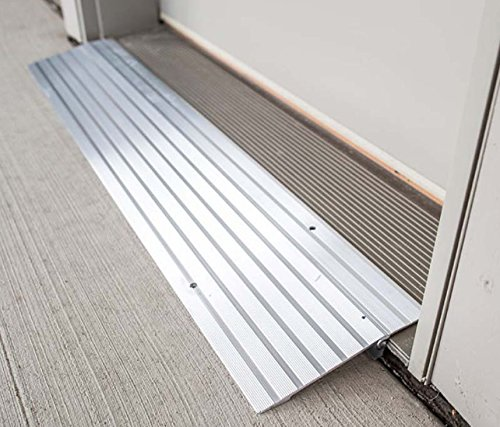 Ez Access Threshold Ramp 2 Inch 5 5 Pound Seniors Emporium