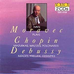 Ivan Moravec : Debussy - Chopin