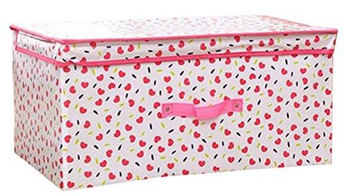 Spinning boîte de rangement boîte à gants étanches ne contenant Box vache C