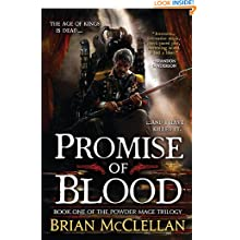 Promise of Blood (The Powder Mage Trilogy) - Brian McClellan