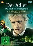 Der Adler: Die Spur des Verbrechens - Die komplette Serie [12 DVDs]
