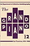 The Grand Piano: Part 2 (0979019818) by Silliman, Ron