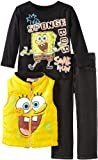 Nickelodeon Little Boys' Vest Pullover And Pant