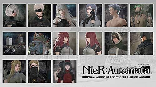ニーア オートマタ ゲーム オブ ザ ヨルハ エディション - PS4 ゲーム画面スクリーンショット3
