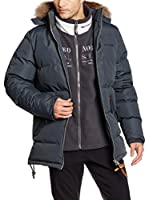GEOGRAPHICAL NORWAY Abrigo Danimen (Azul)