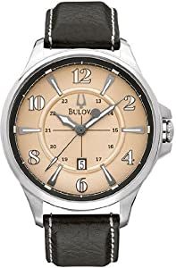 Bulova Adventurer Men's Quartz Watch 96B136 by Bulova