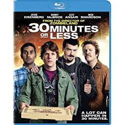 30 Minutes or Less [Blu-ray]