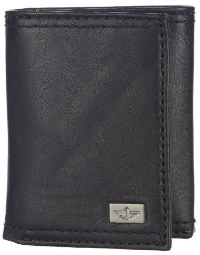 dockers-mens-grady-trifold-wallet-black-one-size