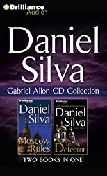 Gabriel Allon CD Collection of 2