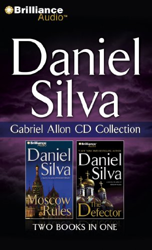 Gabriel Allon CD Collection: Moscow Rules / The Defector Image