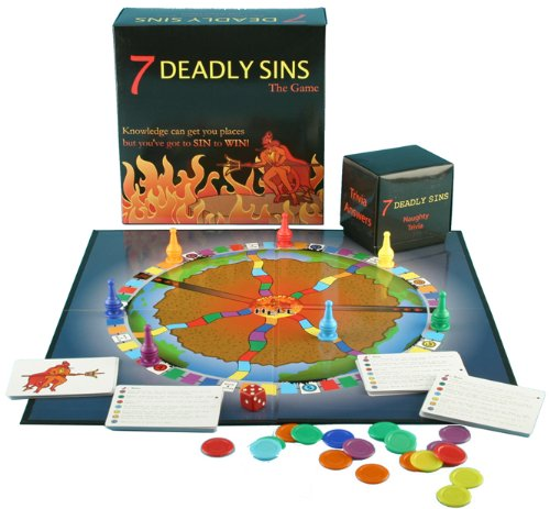 how to win 7 deadly sins game what are the 7 banned