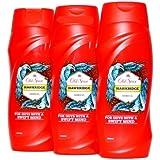 3er Pack Old Spice HAWKRIDGE Shower Gel / Duschgel 250ml