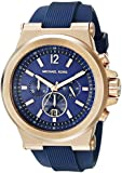 Michael Kors Men's Dylan Blue Watch MK8295