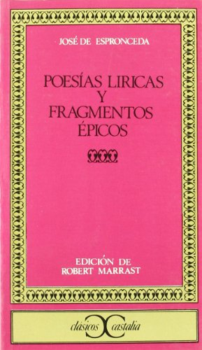 Poesias Liricas y Fragmentos (Spanish Edition)