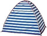 SPICE(スパイス) テント ポップアップUVテント ブルーボーダー LSLF1080