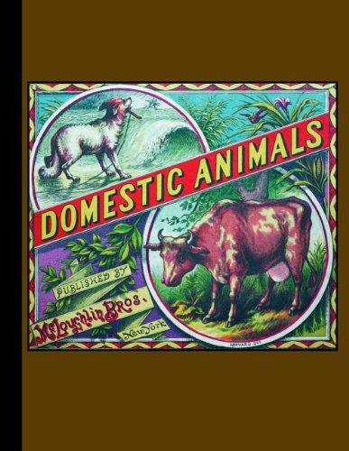 Domestic Animals (American Antiquarian Society)