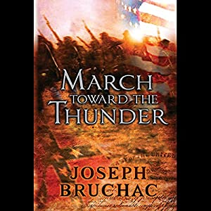 March Toward the Thunder Audiobook