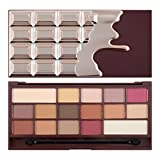 Makeup Revolution I Heart Makeup Palette, Chocolate Elixir, 22g (Color: Chocolate)