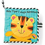 Soft Book Baby tiger's jungle adventure