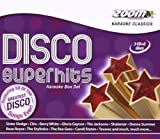 Zoom Karaoke - Disco Superhits Box Set - 50 Songs - Triple CD+G Set Zoom Karaoke