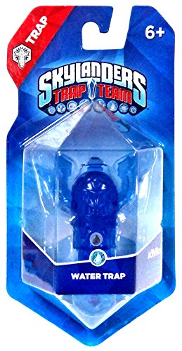 Skylanders Trap Team Water Flying Helmet Trap [Frost Helm]