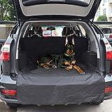 Auralum 車 シートカバー 車用 カーシート 座席シートカバー ペット用 防水 シート ペット グッズ 犬用品 犬 アウトドア キャリーケース 小型・中型犬用 マナーシート ピクニックシート ブラック