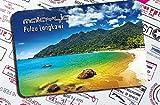 Malaysia tourism souvenirs Magnetic refrigerator holiday resort langkawi