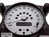 Chrome dashboard decor set BMW Mini One / Cooper (since 2005)
