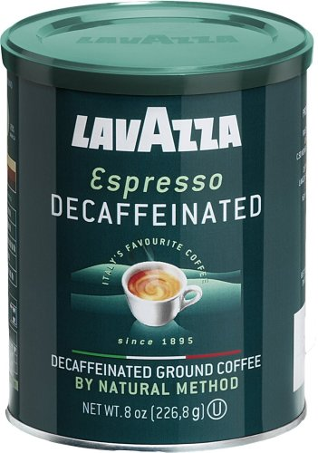 Ground Decaffeinated Espresso