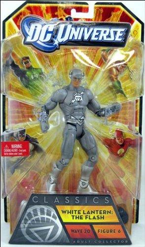 DC Universe Classics White Lantern: The Flash Collectible Figure - Wave 20
