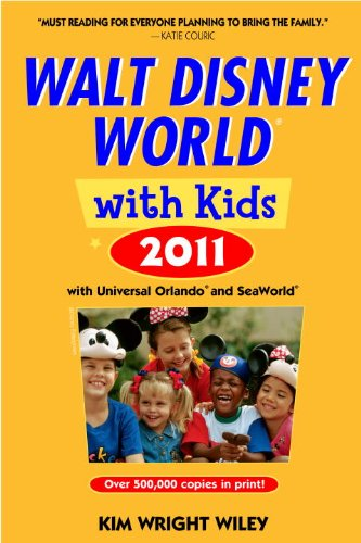 Fodor's Walt Disney World with Kids 2011: with Universal Orlando, SeaWorld & Aquatica (Special-Interest Titles)