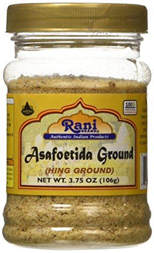 Rani Asafetida (Hing) Ground 3.75oz (106g)