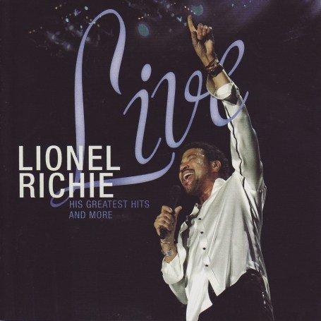 Lionel Richie - Live-His Greatest Hits - Zortam Music