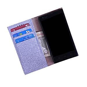 Crystal Kaatz Flip Cover designed for sony xperia M dual