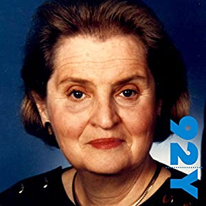 Madeleine Albright at the 92nd Street Y on The Role of Religion in World Politics Speech