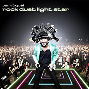 Disque de Jamiroquai : Rock Dust Light Star