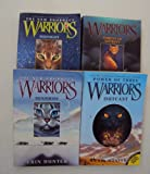 Erin Hunter's Warriors Book Set : The New Prophecy, Midnight - Secrets of the Forest - Moonrise - Power of Three, Outcast (An Unofficial Box Set)