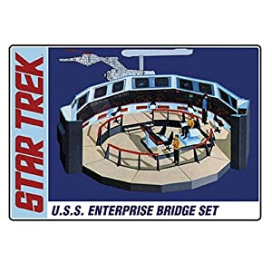 1/350 Star Trek Bridge Set