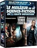 echange, troc Le Meilleur de la science-fiction en haute définition : Predators + Le jour où la terre s'arrêta + I, Robot [Blu-ray]